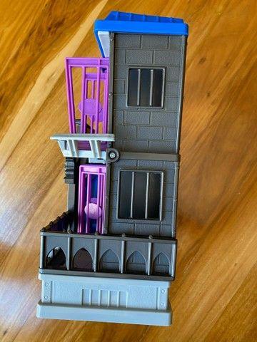 Prisão Gotham city jail Imaginext  - Foto 4