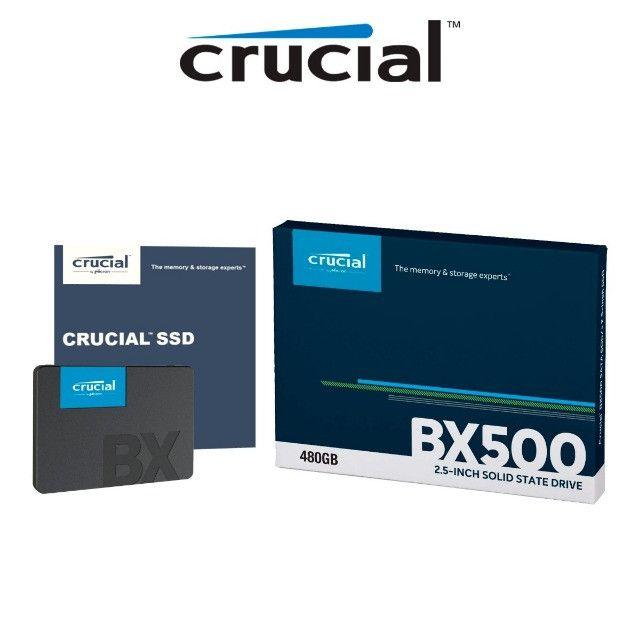 Ssd 480 Gb Crucial BX 500