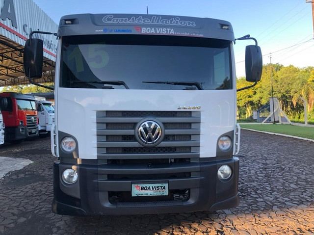 VW 24.280 Constellation 6X2 2015/2015 - Chassi - Foto 2