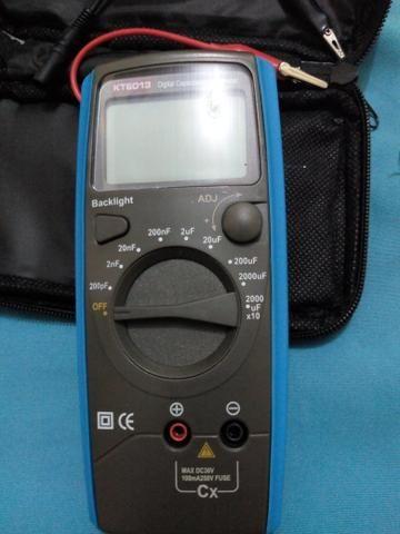 Capacimetro