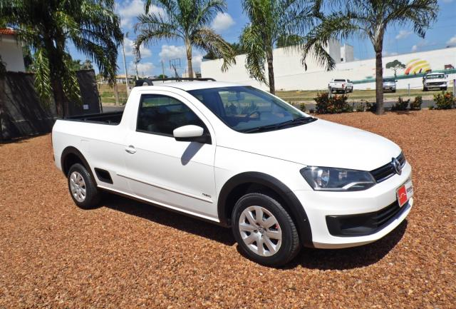 VOLKSWAGEN SAVEIRO 2013/2014 1.6 MI CS 8V FLEX 2P MANUAL G.VI