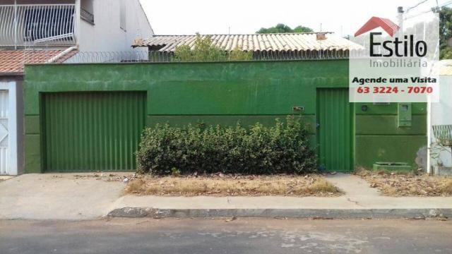 EXCELENTE CASA RESIDENCIAL COM OPÇÃO DE USO COMERCIAL (704 Sul)
