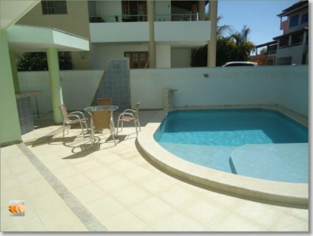 Casa triplex 5/4 3 suítes master com 130 m2 piscina 3 vagas