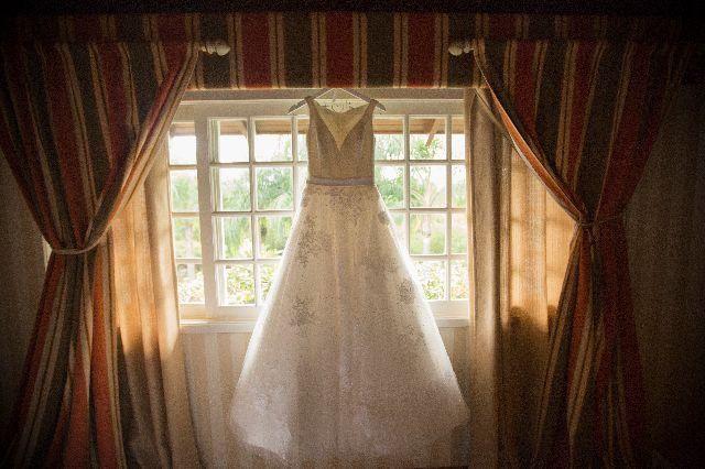 Vestido de noiva Solaine Piccoli