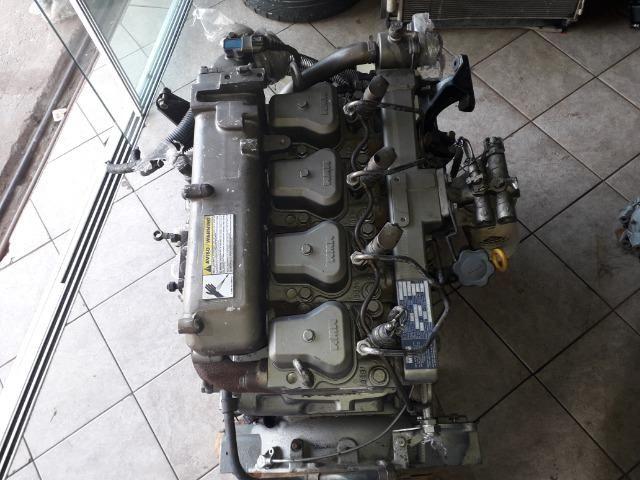 Motor Parcial MWM X12 Eletrônico 4cc Cargo/Volare/VW/Agrale - Foto 2