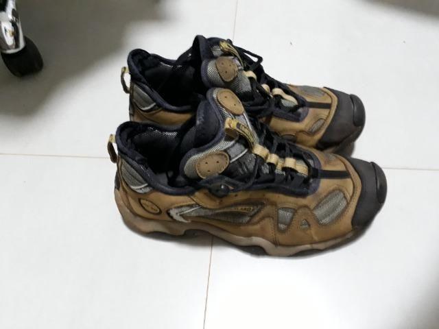 5ba559cdeb Tênis Timberland Gorge C2 n. 43 usado - Roupas e calçados - Jardim ...