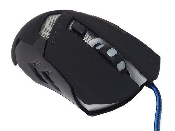 Mouse Gamer X-Soldado GM-720 3200dpi - Foto 2