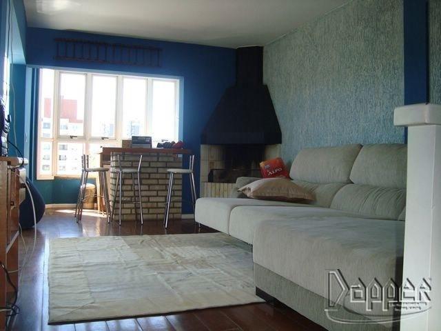 Apartamento à venda com 2 dormitórios em Pátria nova, Novo hamburgo cod:13267 - Foto 5