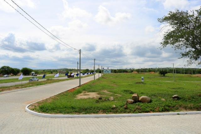 Vendo Terreno 7x20 pronto pra construir - Lote com parcelas de 399 reais Sinal facilitado - Foto 6