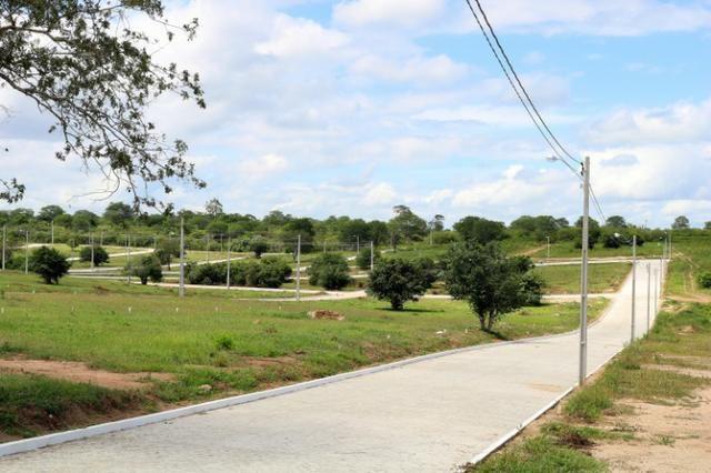 Vendo Terreno 7x20 pronto pra construir - Lote com parcelas de 399 reais Sinal facilitado - Foto 4