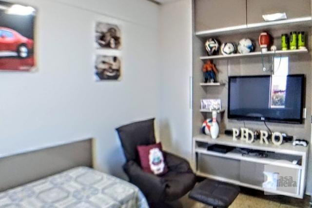 Apartamento à venda com 4 dormitórios em Grajaú, Belo horizonte cod:250070 - Foto 9
