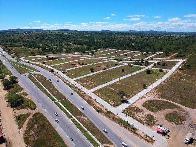 Vendo Terreno 7x20 pronto pra construir - Lote com parcelas de 399 reais Sinal facilitado - Foto 2
