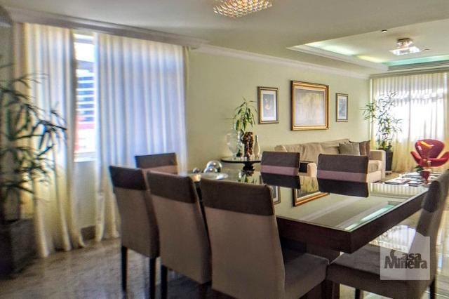 Apartamento à venda com 4 dormitórios em Grajaú, Belo horizonte cod:250070 - Foto 3