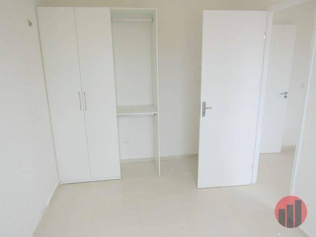 Kitnet com 1 dormitório para alugar, 30 m² por R$ 850/mês - Varjota - Fortaleza/CE - Foto 3