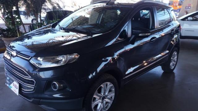 Ford Ecosport ECOSPORT 1.6 TITANIUM 16V FLEX 4P MANUAL 4P - Foto 2