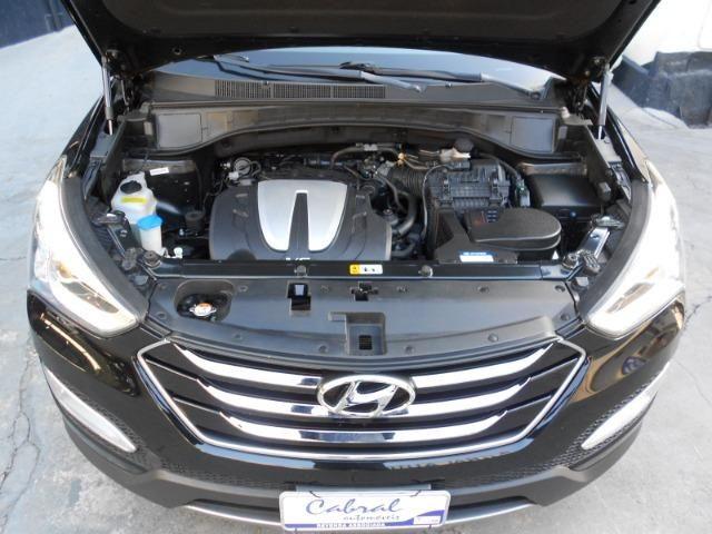 Hyundai Santa Fe 3.3 4X4 V6 Automático 4Wd - Foto 13