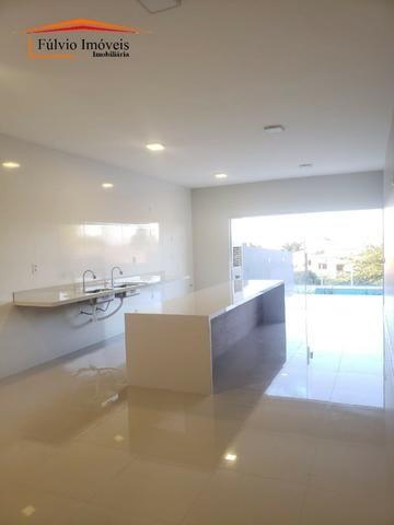 Maravilhosa casa aos pés do Park Way, 3 quartos, churrasqueira e piscina! - Foto 4