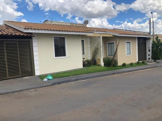 Venha Morar em Condominío fechado com custo Barato Casa 3/4 suite 2 garagem Lazer Completo - Foto 12