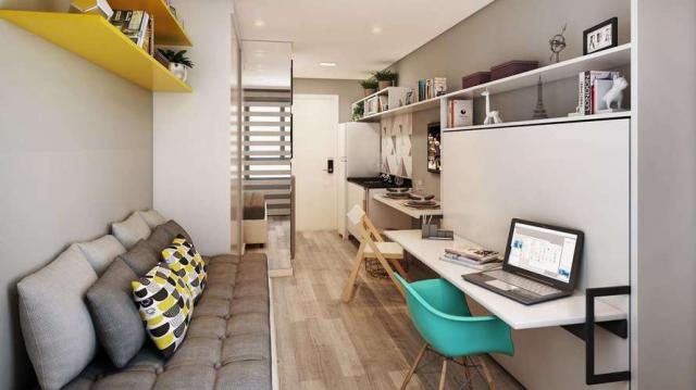 ALL YOU NEED - 17 a 44m² - Curitiba, PR - ID12441 - Foto 17