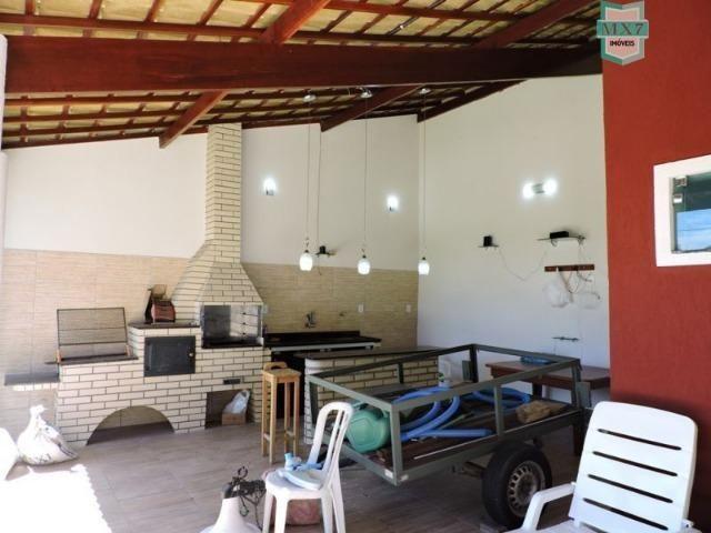 Casa em Barra do Jacuípe próximo a praia com seis amplos quartos - Foto 4
