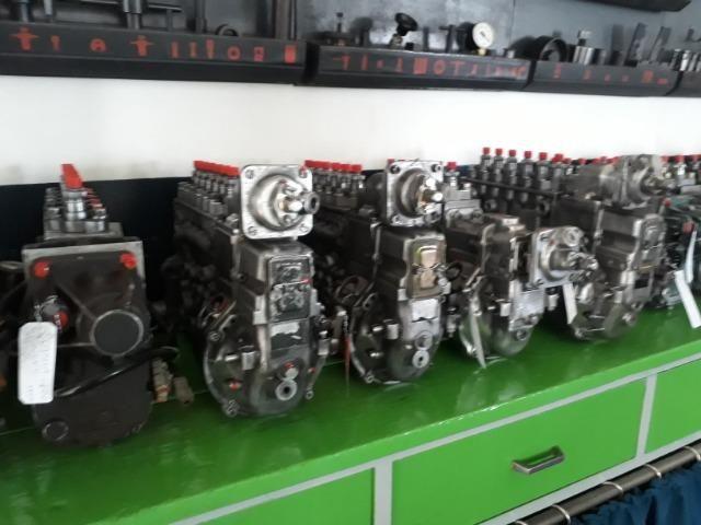 Bombas injetoras diesel, unidades eletronicas, comom rail , reeparação e conserto - Foto 6