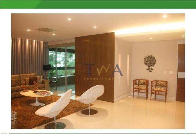 Apartamento 4 quartos, 212m2, Santa Lúcia - Foto 6