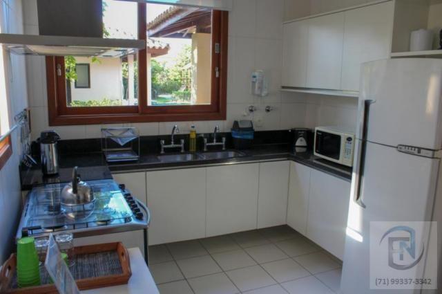 Casa em condomínio para venda em mata de são joão, costa do sauípe, 4 dormitórios, 4 suíte - Foto 8