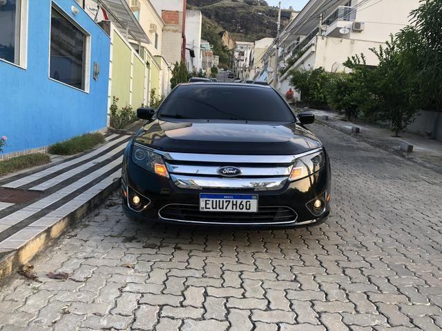 Ford Fusion 2.5 SEL - GNV 2019 Ok - Foto 5