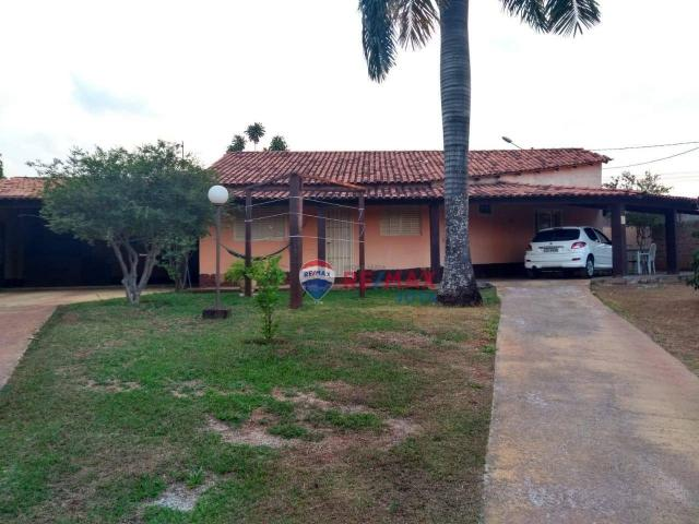 Casa com 2 dormitórios à venda, 400 m² por r$ 650.000 - setor habitacional arniqueiras - á - Foto 9