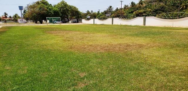 Vendo Terreno 432 m² Corais do Sonho Verde Condomínio Fechado Beira-mar em Paripueira - Foto 9