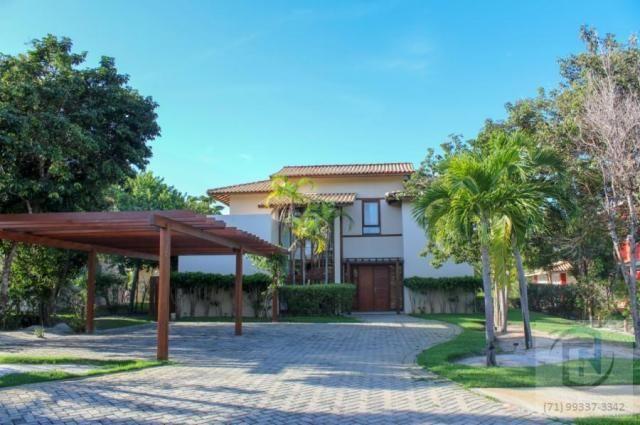 Casa em condomínio para venda em mata de são joão, costa do sauípe, 4 dormitórios, 4 suíte - Foto 4
