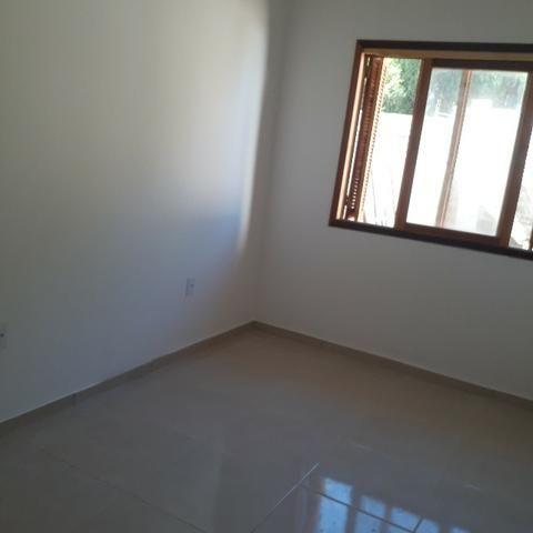 Linda casa só R$ 114.500 terreno 5x30 pátio frente e fundos Alvorada - Foto 8