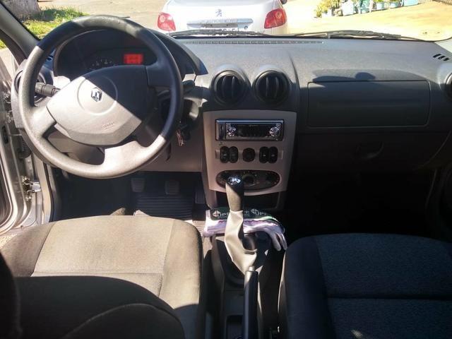 Renault Logan Expression FLEX 1.0 16V - COMPLETO - Foto 8
