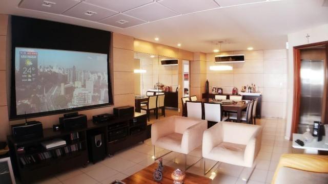 Vendo GRAND LAVOISIER 137 m² 3 Quartos 2 Suítes 2 Closets 4 WCs 2 Vagas PONTA VERDE - Foto 5