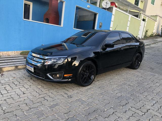 Ford Fusion 2.5 SEL - GNV 2019 Ok