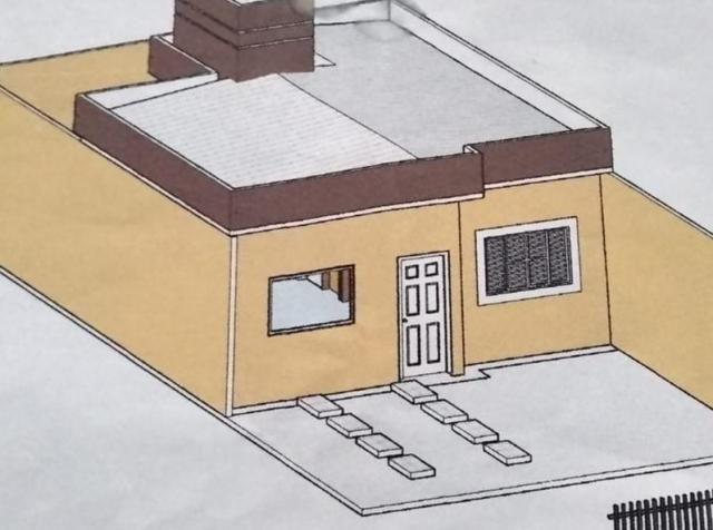 Casa com 2 dormitórios à venda, 45 m² por r$ 180.000 - jardim do marquês - jacareí/sp