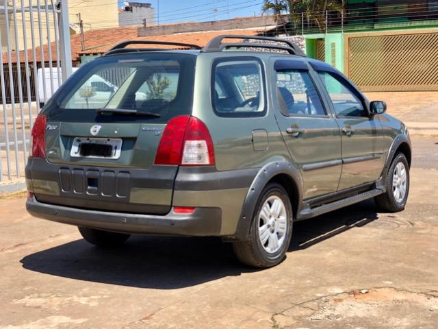 Fiat Palio Weekend Adventure Try On 1.8 8V (Flex) - Foto 6