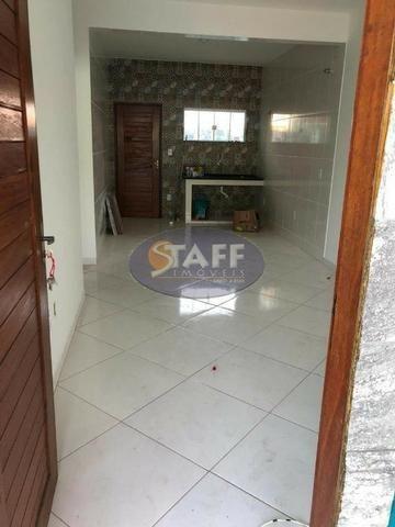 OLV-Bela casa 2 quartos sendo 1 suite, á 100 m da praia em Unamar-Cabo Frio!! CA1359 - Foto 2