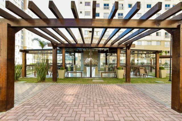 Apartamento 2 quartos com suíte - Cond Clube no Pinheirinho ap0433 - R$ 189.990,00 - Foto 8