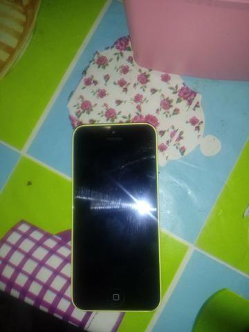 Vendo iphone poucas marcas de uso