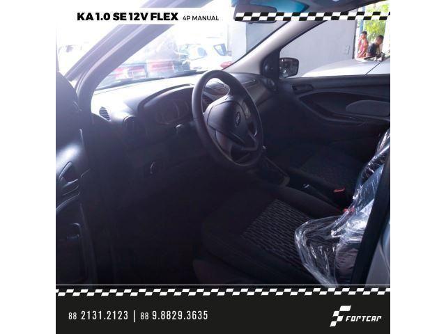 KA 1.0 SE 12V FLEX 4P MANUAL - Foto 3