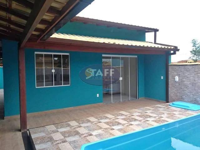 OLV-Casa com 2 quartos e piscina a partir de R$ 165.000,00 - Unamar - Cabo Frio/RJ CA1229 - Foto 3