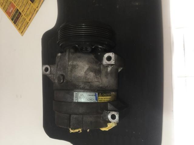 Compressor de ar condicionado Scenic