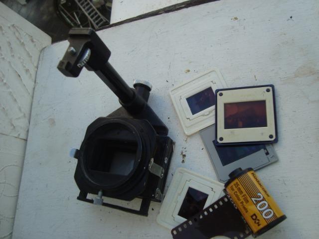 Copiador de slides para laboratorio Fotografico 35mm - Foto 4