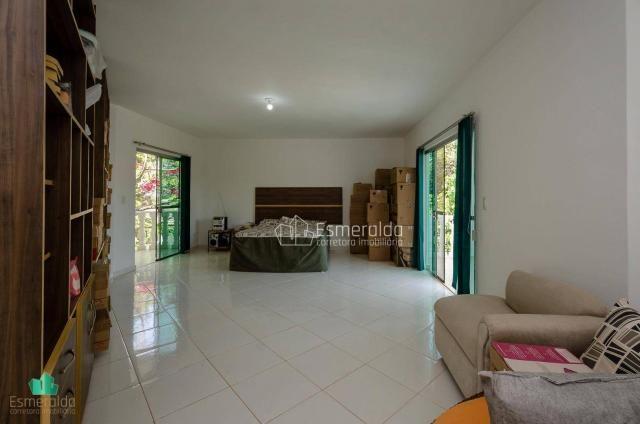 Casa com 5 suítes em condomínio. aceita permuta por apartamento. linda vista para um vale  - Foto 16