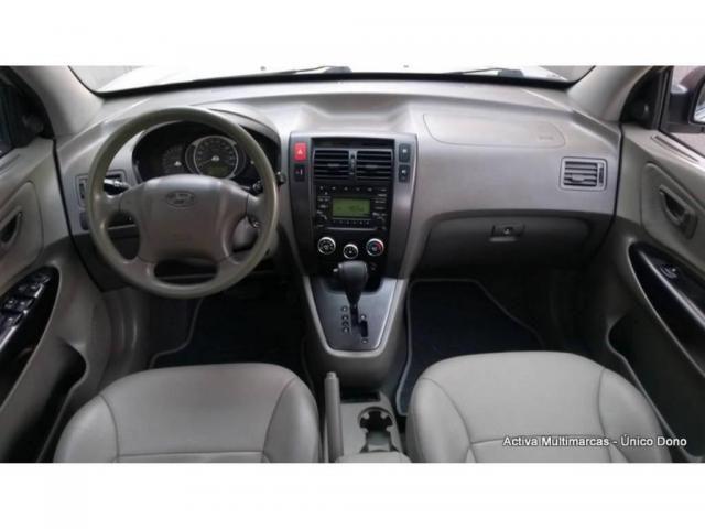 Hyundai Tucson 2.0 MPFI GL 16V 142CV 2WD GASOLINA 4P AUTOMÁTICO - Foto 3