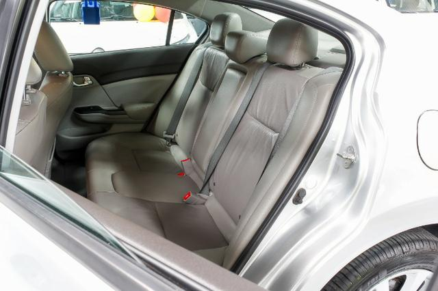 Honda Civic 2.0 LXR - Foto 6