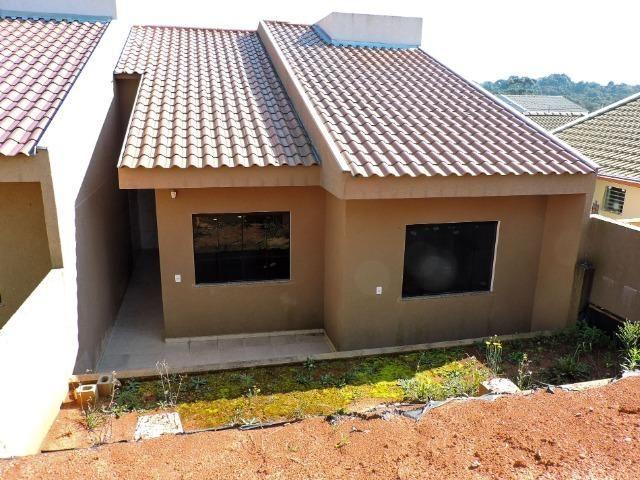 Casa nova com 120 m² de área construída - Bairro Botiatuva (antiga Lorenzetti) Campo Largo - Foto 10