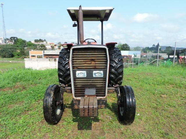 Trator agrícola, Massey ferguson, modelo 275 - Foto 4