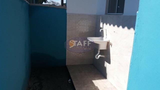 OLV-Casa com 2 dormitórios à venda, 150 m² por R$ 95.000 - Cabo Frio/RJ CA1343 - Foto 8